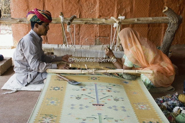 Foto: Carpet Weavers